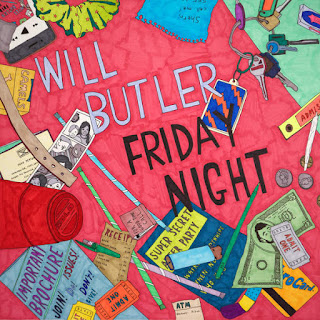 Will Butler - Friday Night (2016) - Album Download, Itunes Cover, Official Cover, Album CD Cover Art, Tracklist