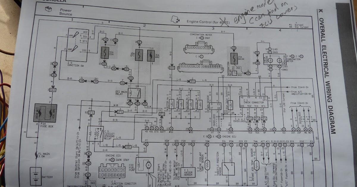 Feng Li: wiring diagram explanation