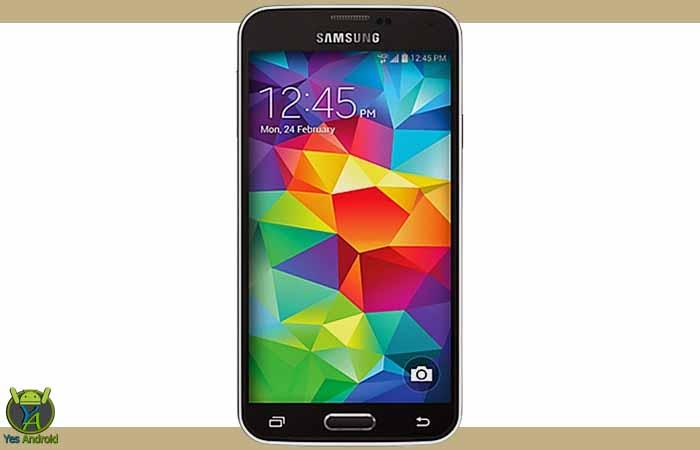 G900VVRU2DQH2 | Samsung Galaxy S5 SM-G900V