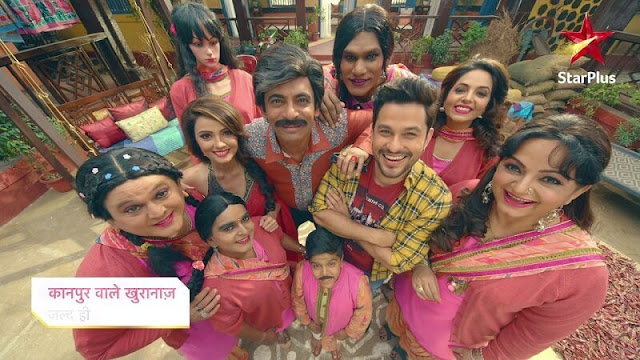 Kanpur Wale Khuranas Star Cast - Broadcast on Star Plus