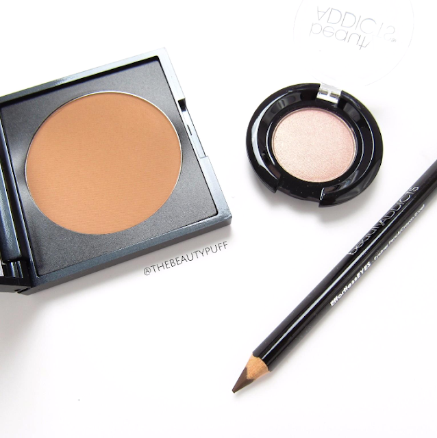 beauty addicts cosmetics bronzed beauty - the beauty puff