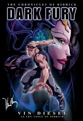 Las Cronicas de Riddick 3 en Español Latino