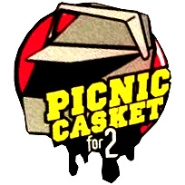 MH Picnic Casket for 2 Dolls