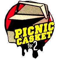 MH Picnic Casket for 2 Dolls
