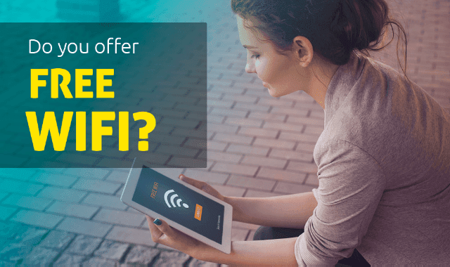 Do You Offer Free WiFi?