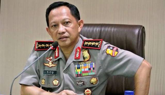 Jenderal Tito Tegaskan Polri Tak Takut Serangan Balik OPM