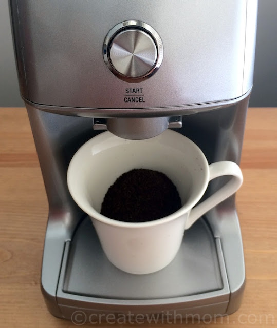 Breville's Dose Control Coffee Grinder