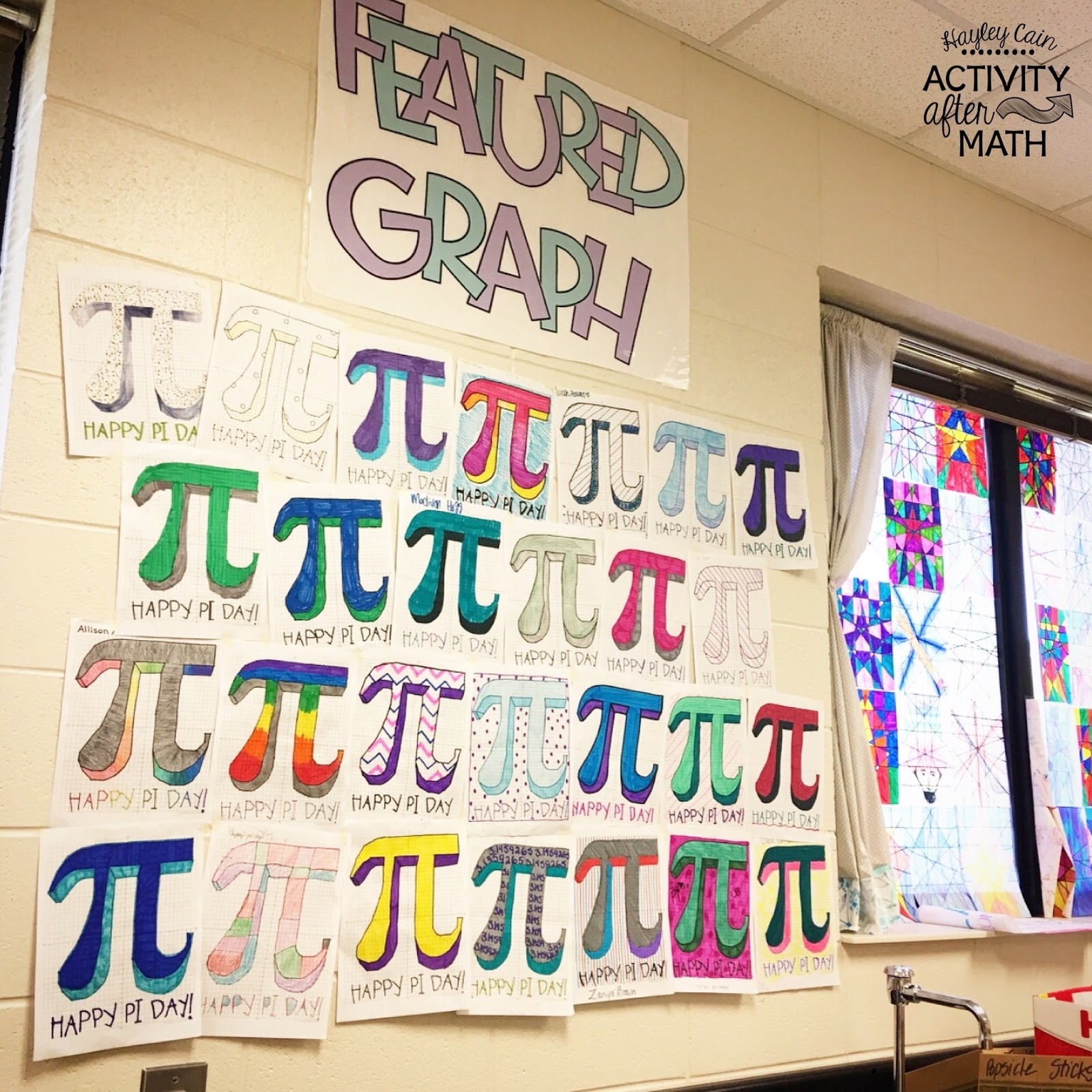 Activity After Math With Hayley Cain Celebrating Pi Day
