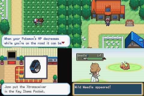 Pokemon Black Advanced