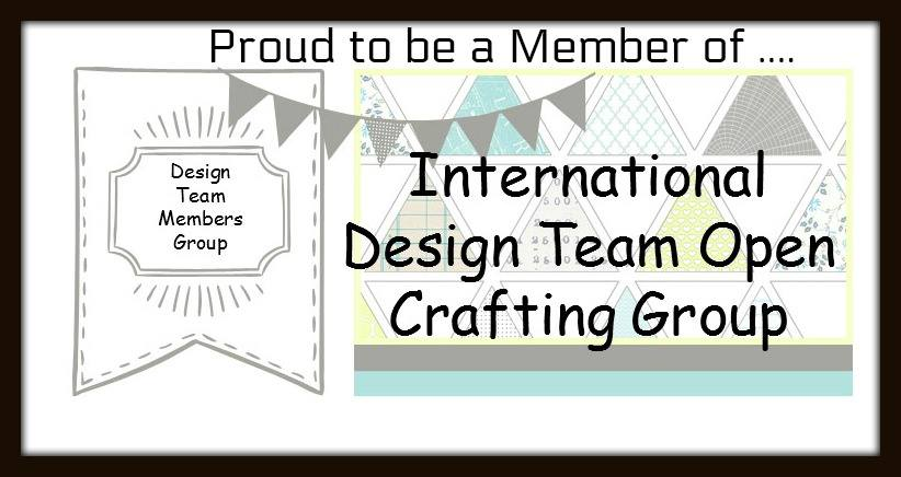 Member Of International Design Team Open Crafting Group