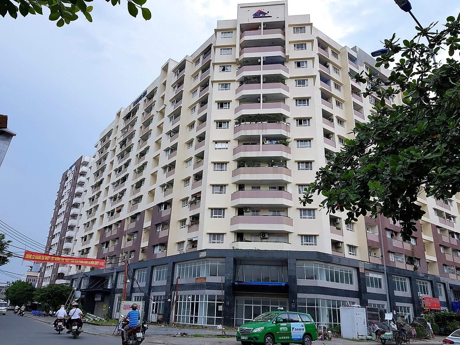 Giá thuê căn hộ tăng nhẹ sau sự cố Carina Plaza