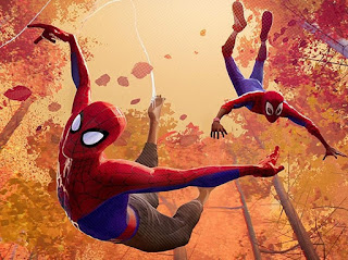 'Spider Man: Into the Spider-Verse' Rilis Album Natal