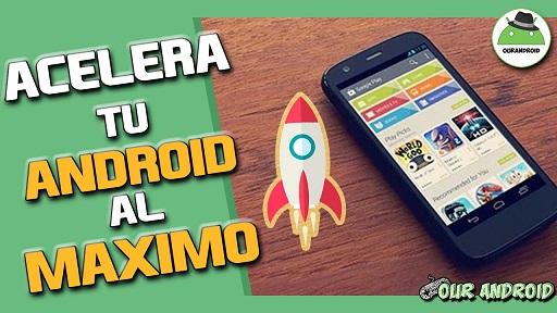 Top 3 Acelera Tu Android Al Máximo | Las Mejores Apps
