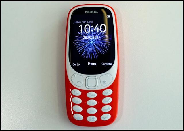 Ini Dia Spesifikasi Lengkap Dan Harga Nokia 3320, Ponsel Jadul Yang Lahir Kembali.