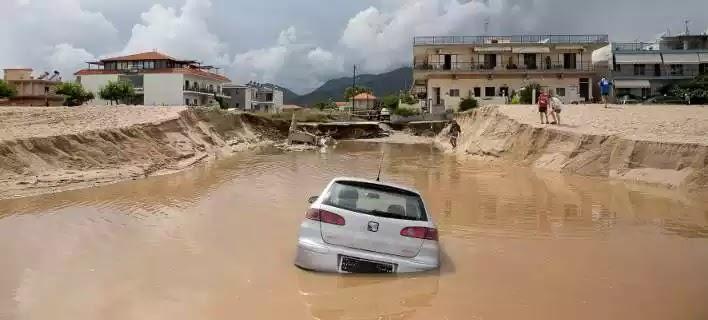 Τρέμει τώρα πλημμύρες η Πολιτική Προστασία – Οδηγίες ενόψει της έκτακτης επιδείνωσης του καιρού