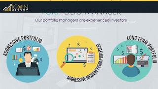 icoin market scam portfolio product review