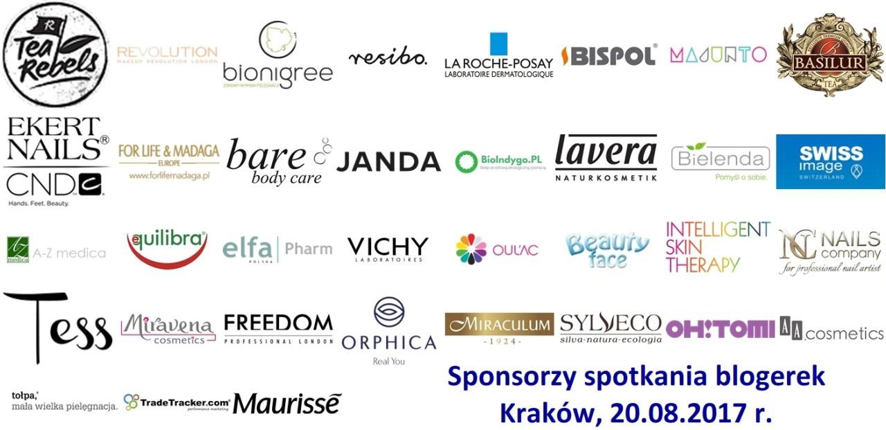 spotkanie blogerek sponsorzy
