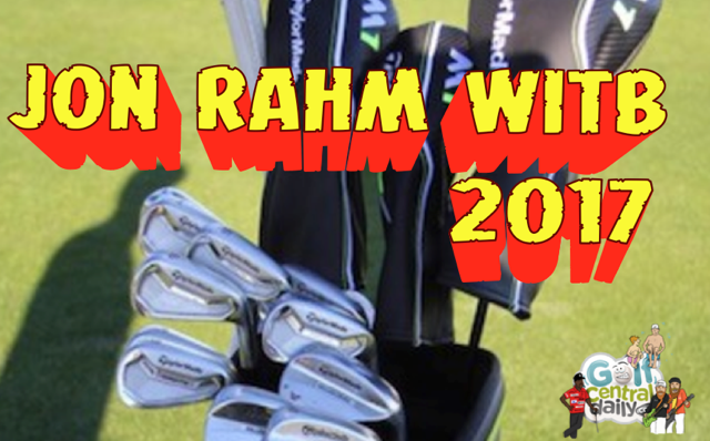 Jon Rahm Winning What's In The Bag TaylorMade