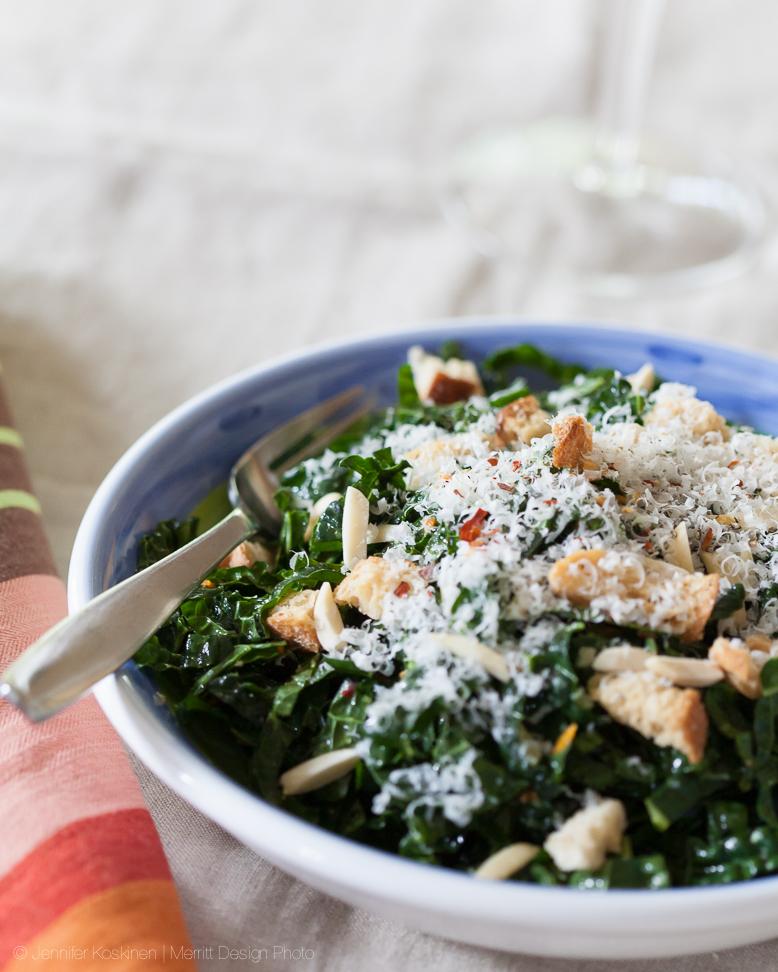 True Food Restaurant Kale Salad Recipe