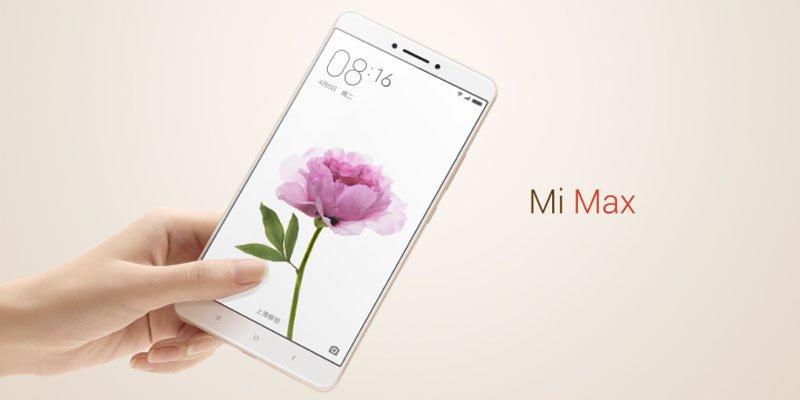 Xiaomi Phablet Mi Max