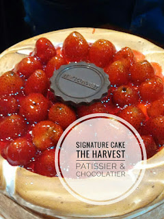 Buka di Jogjakarta : The Harvest Patissier & Chocolatier