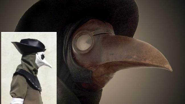 Η σκοτεινή ιστορία της πιο τρομακτικής μάσκας του καρναβαλιού της Βενετίας