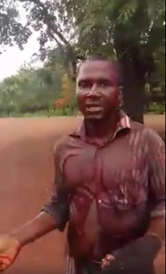 3 Photos: Armed herdsmen attack man fetching firewood in a bush in Enugu