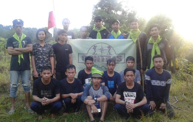 Petualang Contras Bone Training 12 Anggota Muda