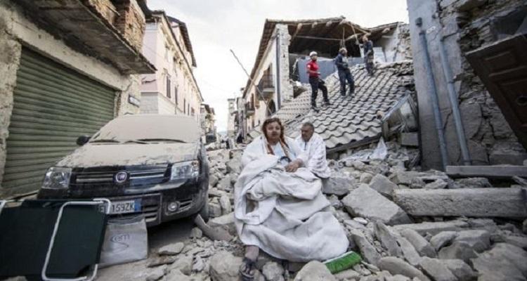 زلزال بقوة 7.1 درجة على مقياس ريشتر يضرب وسط روما