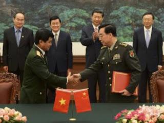 Biển Đông : Bắc Kinh sẽ tăng sức ép trên Việt Nam nhân chuyến thăm của ông Trương Tấn Sang