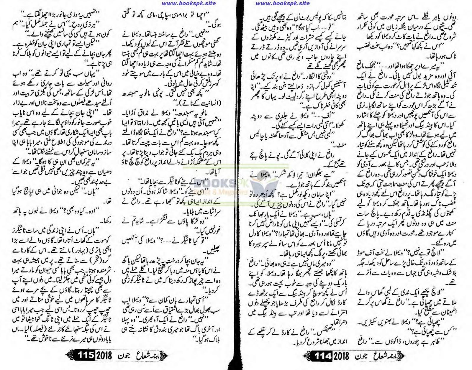 Ez Readings Bin Pakhi By Farah Bukhari Complete Novel