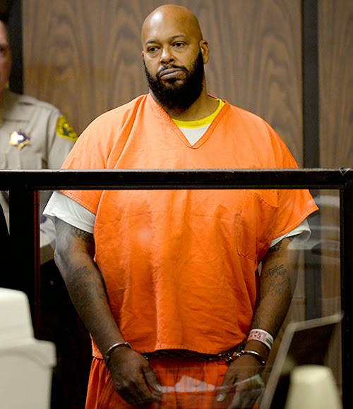 Suge Knight Has scare At Murder Hearing