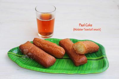 Paal Cake milk cake neyvada ghee cake Teastall snack chayakkada paal cake malabar snacks ayeshas kitchen sweets