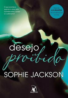 [Resenha] Desejo Proibido - Sophie Jackson