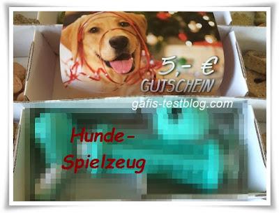 alsa-Hundewelt Überraschung im Adventskalender