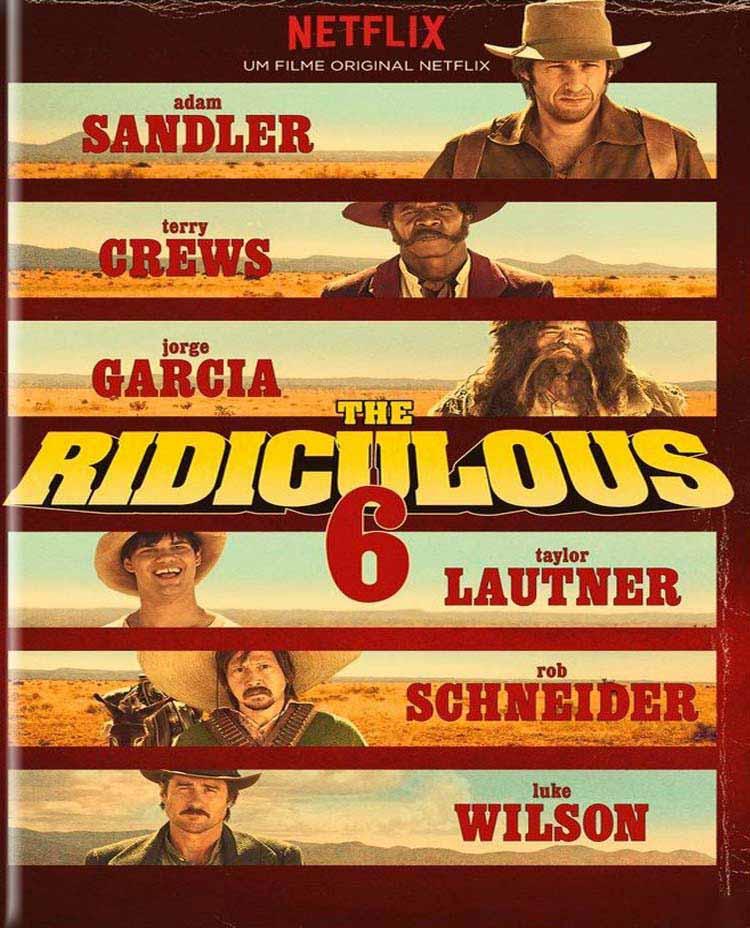 The Ridiculous 6 Torrent – Blu-ray Rip 4K Dublado (2015)