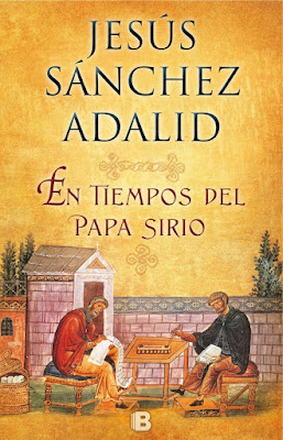 UEn tiempos del papa sirio - Jesús Sánchez Adalid (2016)