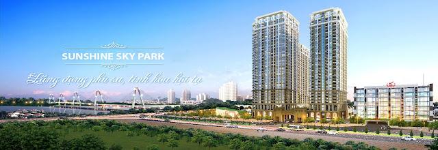 Chung cư Sunshine Sky Park Long Biên