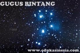 Penjelasan Materi-materi yang Terdapat di Jagat Raya (Galaksi, Bintang, dan Gugus Bintang)