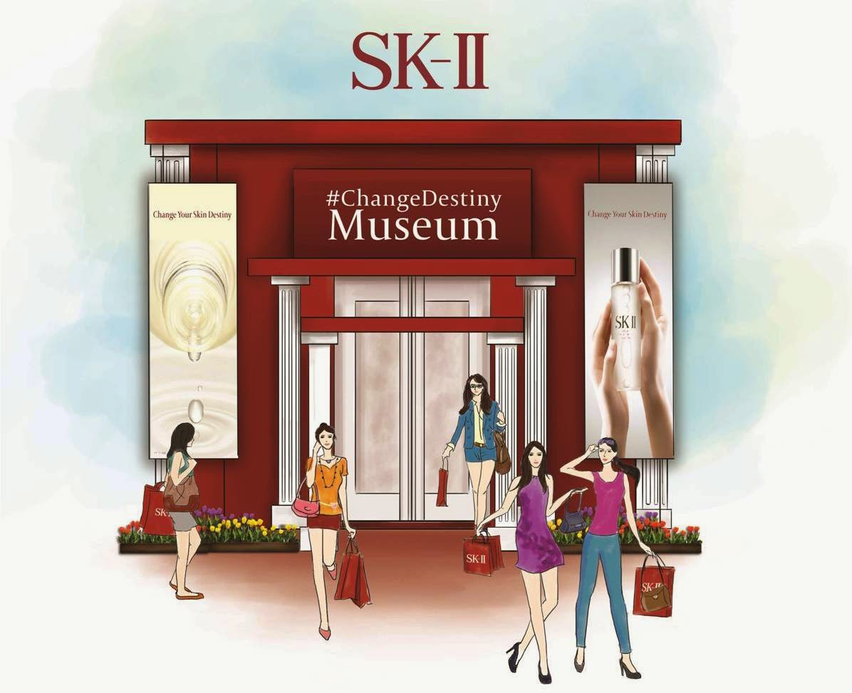 SK-II #ChangeDestiny Museum, Giveaway, Win Gold Tickets to SK-II #ChangeDestiny Museum, SK-II, Change Destiny