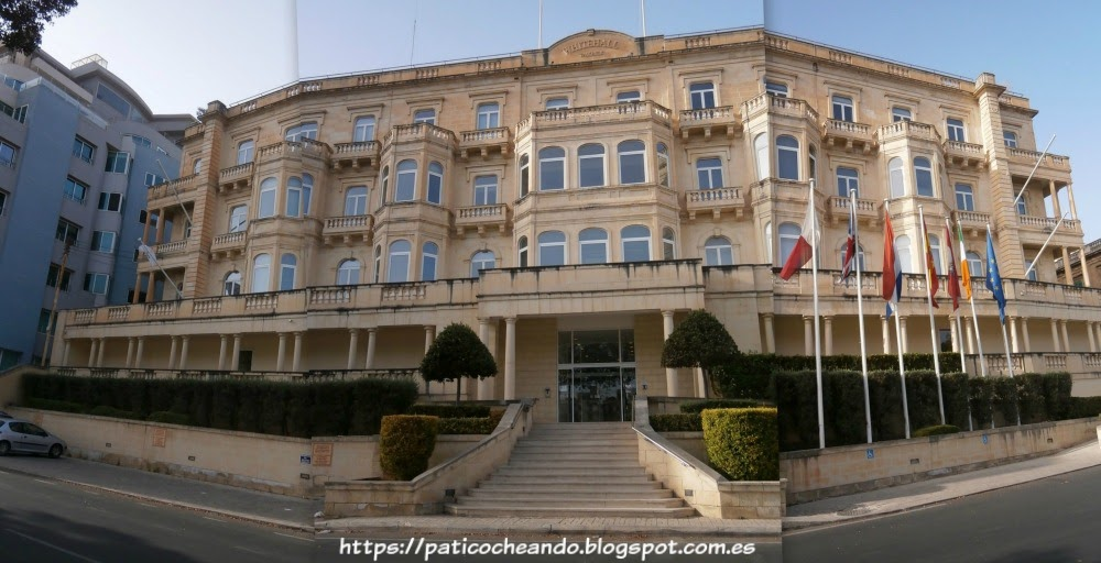Isla de Malta: Sliema, St Julians y Ta Xbiex