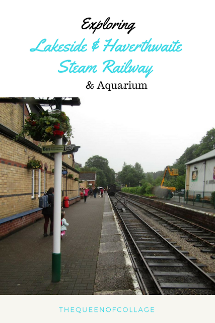 Exploring Lakeside & Haverthwaite Steam Railway and Lakes Aquarium