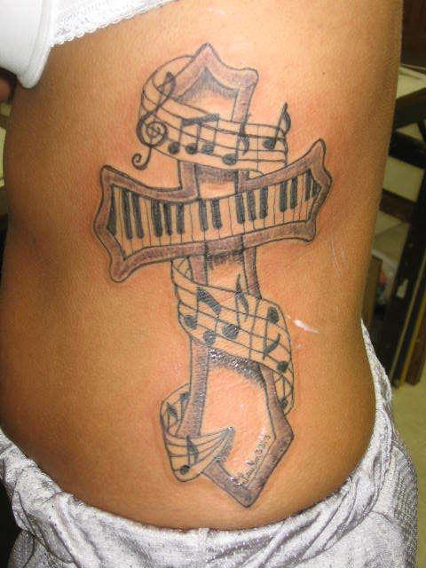 Cross Tattoos For Women: News Global Angel