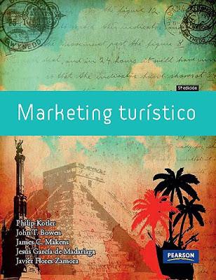 Marketing turístico, 5ta edición – Philip Kotler
