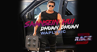 Saansein Hui Dhuan Dhuan Song Lyrics