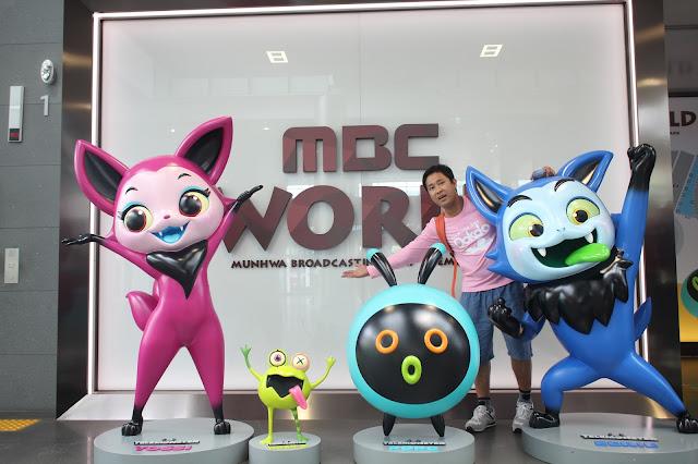 Hallyu Tour at MBC World