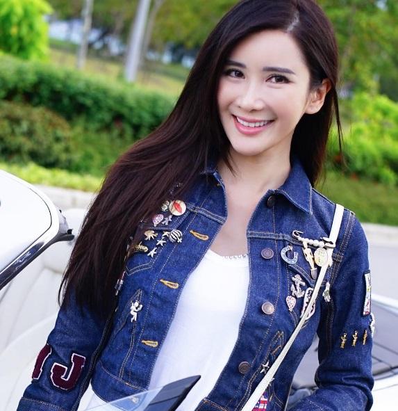 foto seksi dan hot jamie chua mantan istri buronan