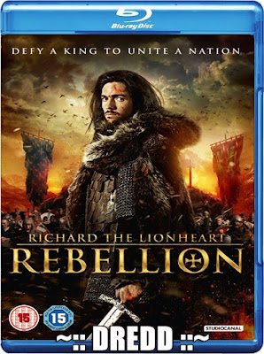 Richard The Lionheart Rebellion 2015 Dual Audio 720p BRRip 1.2Gb