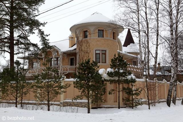 мавританский стиль архитектуре