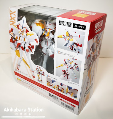 The Robot Spirits STRELITZIA de Darling in the FRANXX - Tamashii Nations